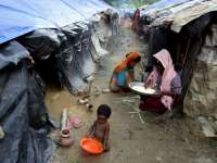 Open Doors For Rohingya Refugees
