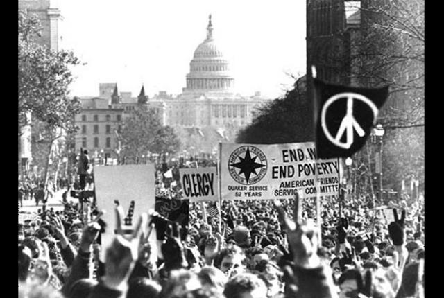 USA-Protest