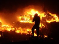 Chile Ravaged By Fires
