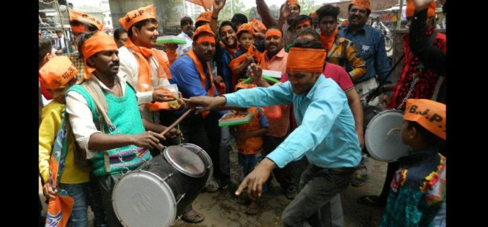 yogi-adityanath-celebration