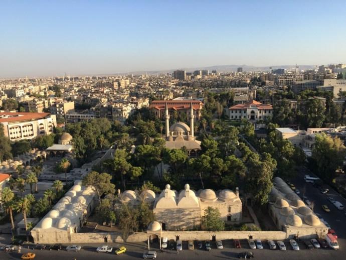 Damascus - city of dreams