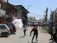 Kashmir On Boil Again As Student Protests Spread