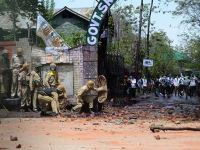 As Colleges re-open, Clashes In Kashmir