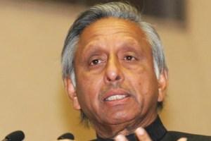 Mani Shankar Aiyar On Wrong Foot