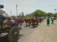 Narmada Oustees Hold Rally