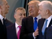 Barging Through NATO: Donald Trump In Europe
