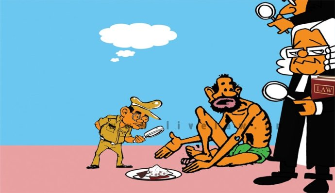 Image Courtesy Live Law - http://www.livelaw.in/cms/wp-content/uploads/2015/10/Beef-Ban-Cartoon-min.jpg