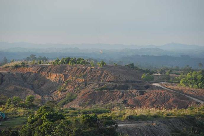 New Landscape Of Kalimantan