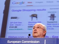 The European Commission, Google and Anti-Competition