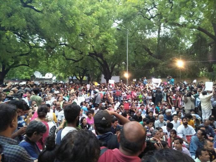 junaid-protest