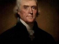 We Need Their Voices Today: Thomas Jefferson