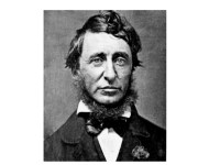 Henry David Thoreau, We Need Your Voice Today!