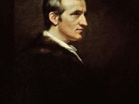 William Godwin in a painting by James Northcote (Wikipedia).