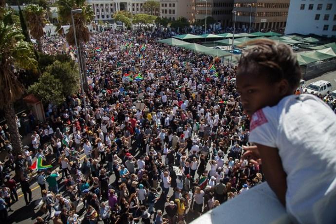 Anti-Zuma-March