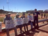 The Pine Gap Anniversary Party