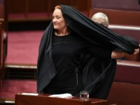 Burqa Stunt Failed To Stir Anti-Muslim Sentiments In Australian Senate