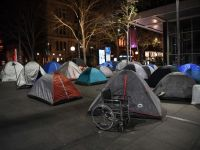 Dismantling Tent City