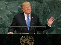 Trump At The UN: Lies, Historical Amnesia, Bombast And Double Standards