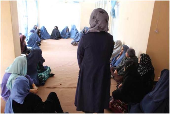 afghan-mothers