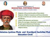 Remembering The Legacy Of Mahatma Jotirao Phule