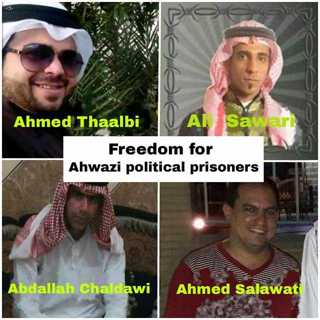 ahwazi-prisoners