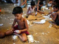 Nearly 200 Million Are Modern Slaves or Child Laborers