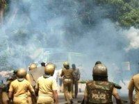 Police Brutality Against Gas Pipeline Protesters In Kerala