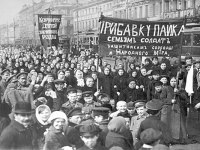 The Great October Revolution: The Languishing Labor