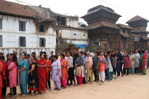 Nepal Election: A Victory Of The Electoral System