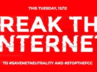 Many major websites have been working in conjunction with activists to drive calls to Congress since the day Pai unveiled his plan to eliminate net neutrality rules just before Thanksgiving. Last week, internet users flooded the front page of Reddit with posts to shaming their representatives for selling out to the telecom industry. (Photo: Battle for the Net)