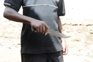 Somali knife 'bila' - the deadliest