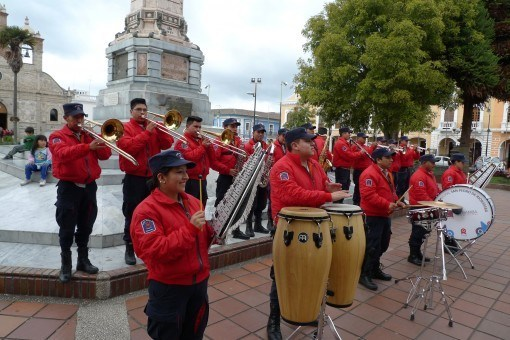 Youth Orchestra in Riobamba