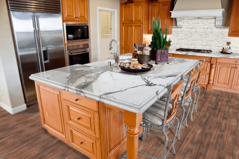 Beau Quartzite Countertop