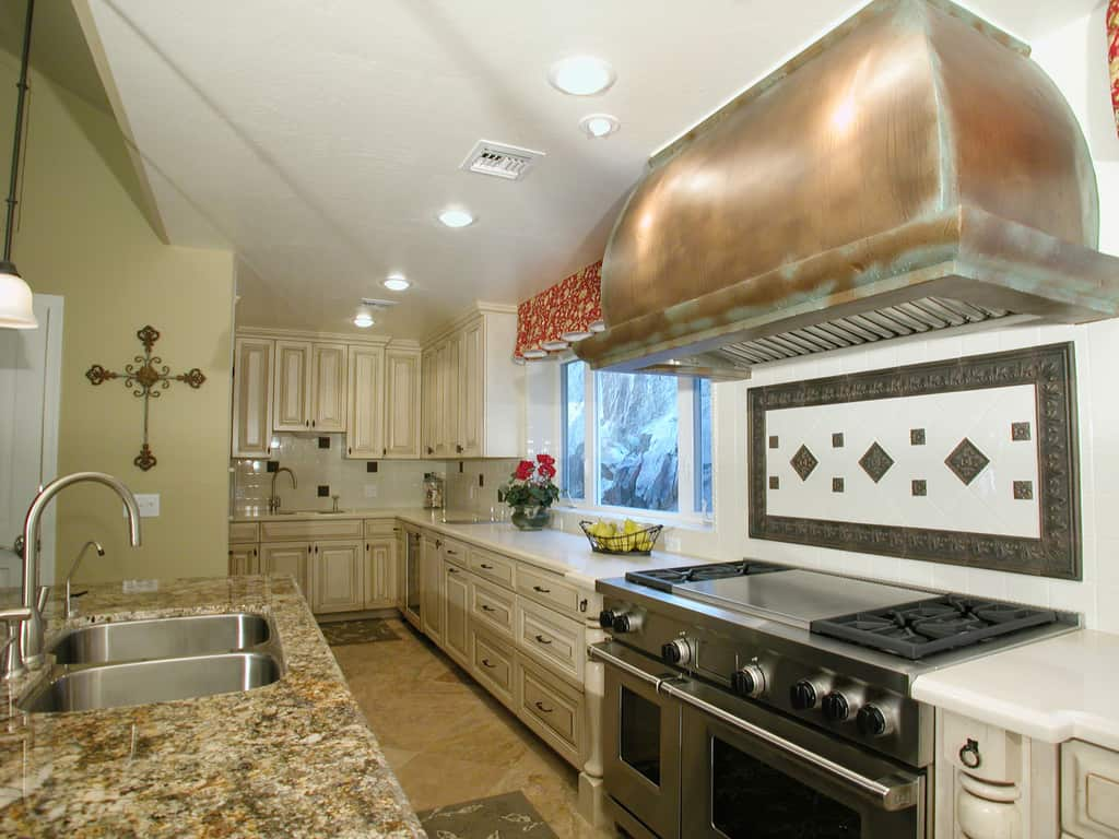 Kitchen Country Style Design