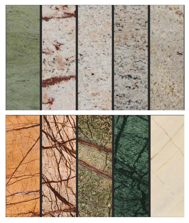 Balaji Marbles Has Indian Marble and Granite for Countertops
