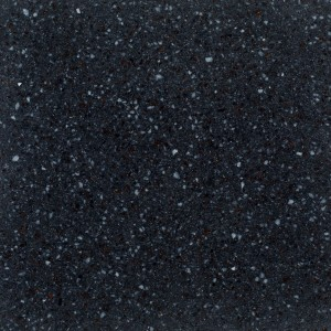 One of Domain's 17 new colors of Affinity Solid Surface - Shimmering Coal