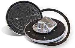 woods powr grip vpfs10t vacuum pad