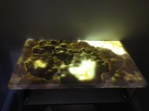 backlit surface 2