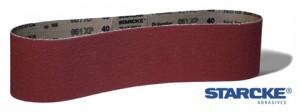 Abrasive Resource Starcke belts photo with logo