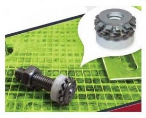 Chemical Concepts Keep Nut Fastener