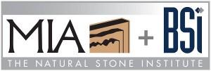 mia bsi natural stone institute logo