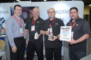 Integra Adhesives was one of the 'Best of TISE' Award winners.