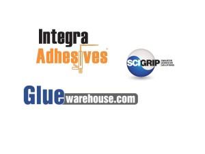 3 glue logos
