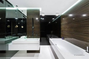 Antolini's Black Absolute Gold Design