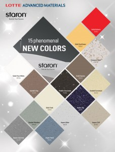Staron New Colors