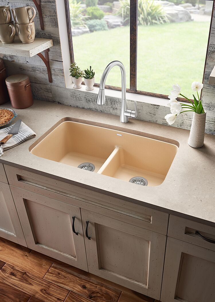 Blanco Launches New Valea Equal Double Bowl Sink