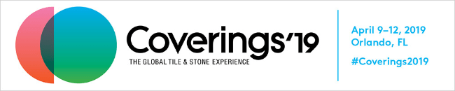 Coverings Offers Complimentary Registration