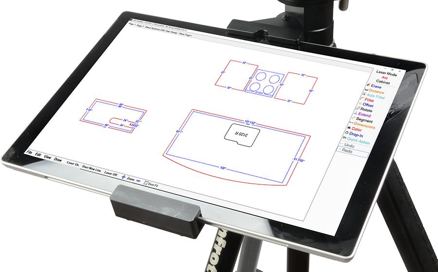 LPI Releases Newest Version of Laser Templator Software