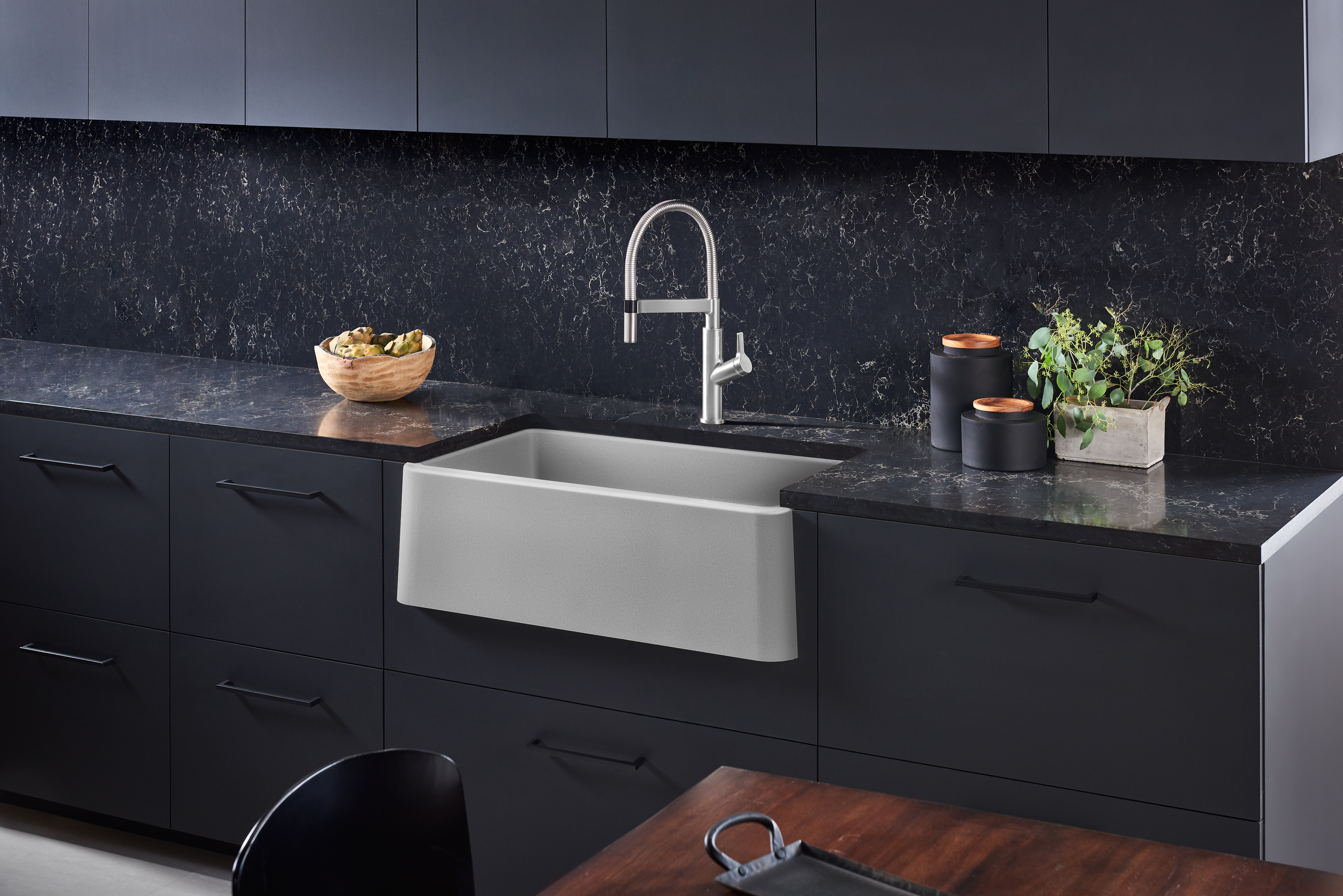 On the Surface, Colors Matter: 2019 Color Trends in the Kitchen