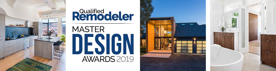 Qualified Remodeler Calls for Master Design Awards Competition Entries
